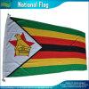 indicador de interior al aire libre nacional de Zimbabwe del uso del poliester de los 3X5FT (J-NF05F09016)