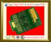 Монтажная плата PCB мобильного телефона прототипа платы с печатным монтажом электроники 2oz OEM 2-28 разнослоистая