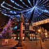 10m 장식적인 실내 끈 LED 요전같은 빛 6mm 크리스마스 불빛