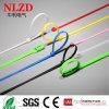 Envoltórios plásticos de nylon do laço das cintas plásticas dos laços do fecho de correr PA66 de NLZD