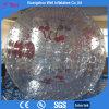 Bola modificada para requisitos particulares de Zorb del balanceo de la pista de la bola de Zorbing de la hierba de la talla PVC/TPU