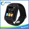 이동 전화 시계 인조 인간 U8 U80 지능적인 Bluetooth 시계 전화 사진기 지능적인 시계