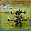 Professionista combinato del ronzio di Fpv di controllo della lunga autonomia del ronzio dell'elicottero del quadrato del Uav RC di G04 Flysight F350 2.4G 8 CH per fotografia aerea