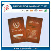 Identificação Card do ISO 125kHz T5577 RFID com Serial Code Printing