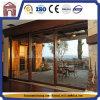 Qualitäts-schiebendes Glas-Tür-Saga-Aluminiumtür