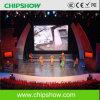 Écran mince de la location DEL de Chipshow/affichage vidéo d'intérieur P4 de DEL