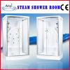アクリルの白いシャワーの蒸気部屋(AT-D8213-1)