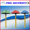 De Paddestoel van het Water van de Pool FRP van de Massage van het KUUROORD, het Materiaal van het Spel van het Water (KF438)