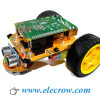 2WD Robot Mobile Platform Kit/Fully Integrated Robot Kit für Raspberry Pi/New Motor Smart Car Chassis Robot Kit Speed Encoder Battery Box für Arduino