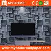 Обои винила 3D декора нутряных стен профессионального цены оптовой продажи изготовления обоев дешевого самомоднейшие