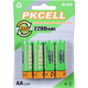 batería recargable lista para utilizar AA 2200mAh de 1.2V NiMH
