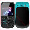 Teléfono móvil análogo T007 de 4 SIM TV