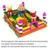Профессиональное коммерчески крытое оборудование спортивной площадки от Dreamand