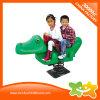 Equipo animal del juego del paseo del Kiddie de los asientos dobles de la dimensión de una variable para la venta