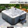 Joyspa 6の人のアジアの鉱泉カバーマッサージの渦の温水浴槽