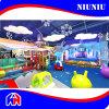 Спортивная площадка превосходной конструкции безопасная крытая мягкая для малышей