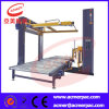 Pallet complètement automatique Wrapper et Top Sheet Dispenser