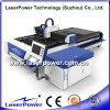 Machine de découpage de laser de fibre de commande numérique par ordinateur d'acier inoxydable avec la haute précision
