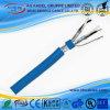 Câble individuel et global de câble d'instrumentation du bouclier 600V de CPE de gaine d'UL