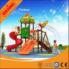 Kundenspezifischen Colorfulkids im Freienspielplatz-Systems-Feld-im Freienspielplatz
