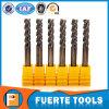 3 Flöte-festes Karbid-Enden-Tausendstel für das Aluminiumaufbereiten