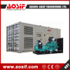 Conjunto de generador diesel del envase excepcional de la calidad 40hq del Ce ISO9001 1200kw