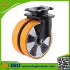 200mm Schwer-Aufgabe Industrial PU Wheel Caster
