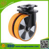 200mm 무겁 의무 Industrial PU Wheel Caster