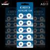 Alkalische Tasten-Zellen-Batterie AG11 vom Wama Hersteller