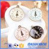 Jewellery Ab08를 위한 주문 Enamel Alloy Clock Charm