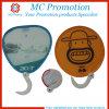Giocattolo pieghevole su ordinazione del Frisbee del ventilatore del Frisbee del panno
