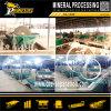 De hoge Molen van het Erts van de Malende Machine van de Mijnbouw van de Terugwinning Gouden Pan Natte