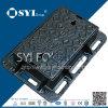 Cadre malléable rectangulaire de surface de fer