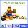 Band van de Voorzichtigheid van pvc de Geschikt om gedrukt te worden die in China met Verschillende Kleuren wordt gemaakt