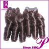 バージンの毛の拡張試供品、卸売のインドの毛ニューデリー
