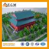 De architecturale Modellerende Bouw ModelModellen van de Maker/van de Tentoonstelling/de Oude Model/Model/Architecturale Modellerende Bouw ModelMaker van de Architectuur