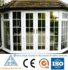 Алюминиевые белые двери и конструкции Windows