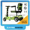 Scooter elétrico de mobilidade para deficientes