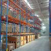 Cremalheira resistente do armazenamento do armazém industrial