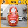 Nieuw Opblaasbaar Russisch Doll Matryoshka van het Ontwerp (BMDL396)