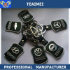 De hete Sleutelring van de Auto van het Metaal van het Embleem van de Auto van Customed van de Verkoop voor Decoratie