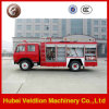 새로운 Dongfeng 5000L Water Tank 190HP Diesel Engine Fire Truck