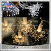 クリスマスの装飾ライト休日ライト30 LED雪片ストリングライト
