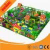 ジャングルの主題の子供のプラスチックはちょこちょこ歩く演劇のゲームのゾーンの構造(XJ1001-K7914)を