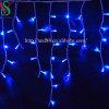 Het blauwe LEIDENE Licht van de Ijskegel voor Kerstmis Deco