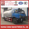 De linker Vrachtwagen van het Vervoer van het Cement van het Type van Dieselmotor van de Aandrijving Bulk