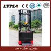 China 1.2 Tonnen-elektrischer Ladeplatten-Ablagefach-Gabelstapler