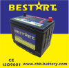 55D26r (12V60AH) Mf Car Batteries mit Reasonable Price