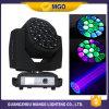 Fazer a diodo emissor de luz do zumbido da luz do disco lavagem principal movente cabeça movente