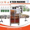 Het automatische Glas kan verwarmen krimpt de Machine van de Etikettering van de Koker